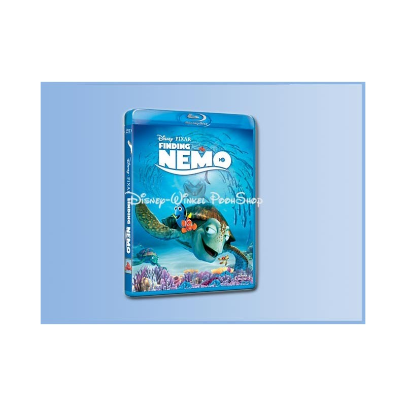 Blue-ray - Finding Nemo