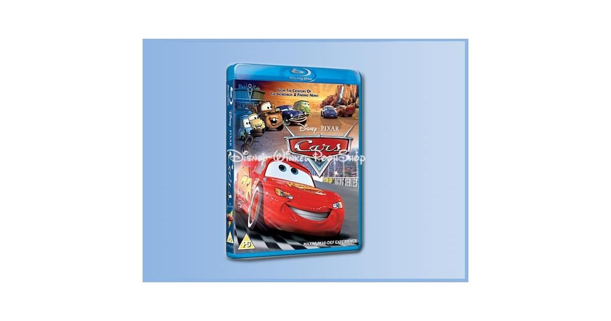 Blue-ray - Pixar Cars