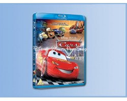 Blue-ray - Pixar Cars