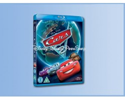 Blue-ray - Pixar Cars 2