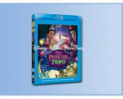 Blue-ray - Princess And The Frog
