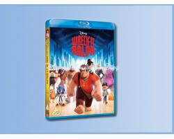 Blue-ray - Wreck It Ralph
