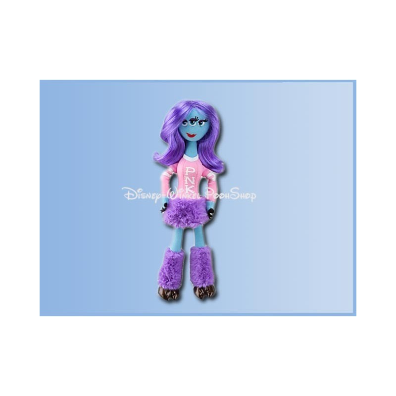 Disney Store Plush Bean Bag 28cm - Monsters Inc 2 - Heather
