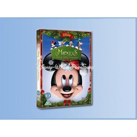 DVD - Mickey's Twice Upon A Christmas