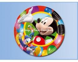 Bordjes 10 Stuks Play Time - Mickey