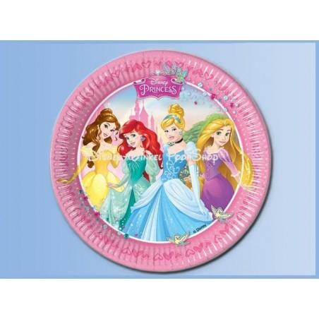 Bordjes 8 Stuks  - Princess