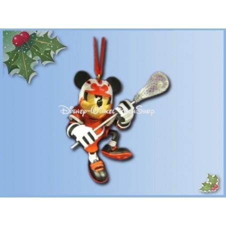7224 3D Dangle Ornament LaCrosse - Mickey