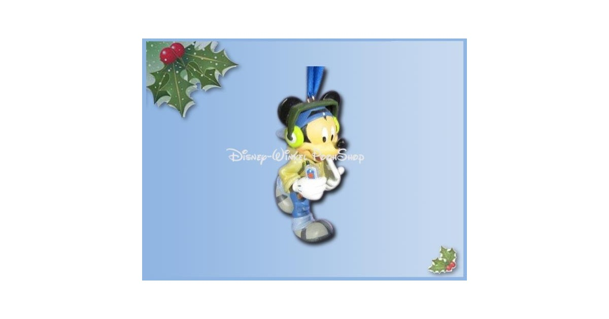 7228 3D Dangle Ornament Trendy - Mickey