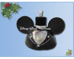 7272 3D Ornament Ears - Wedding - Mickey
