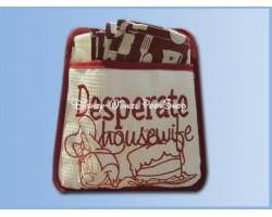 3Dlg set Ovenwant, Vaatdoekje en Theedoek - Desperate Housewife - Minnie