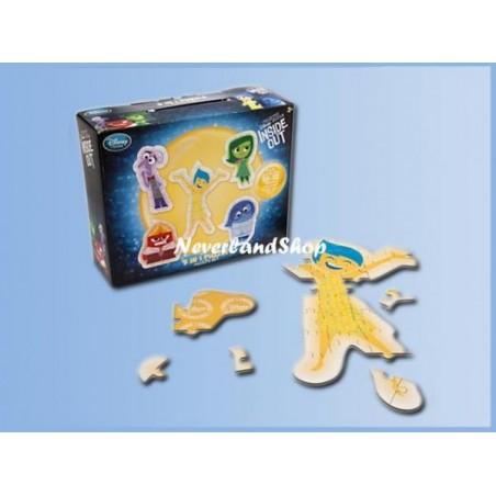 5Dlg Set Puzzels - Inside Out