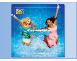 Canvas 35x35cm - High School Musical Gabriella & Sharpay