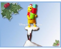 Kerstsokhanger - Pooh