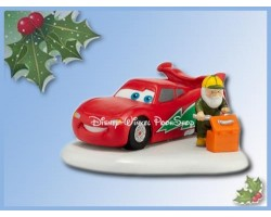 Lightning's Ready For Christmas - Cars - McQueen