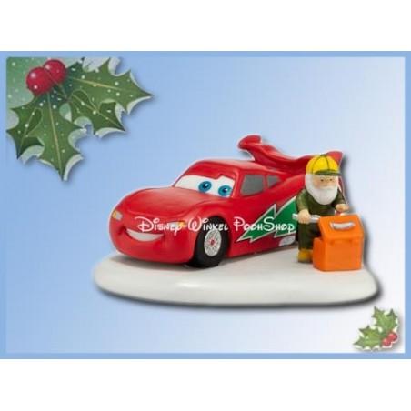 Lightning's Ready For Christmas - Cars - McQueen