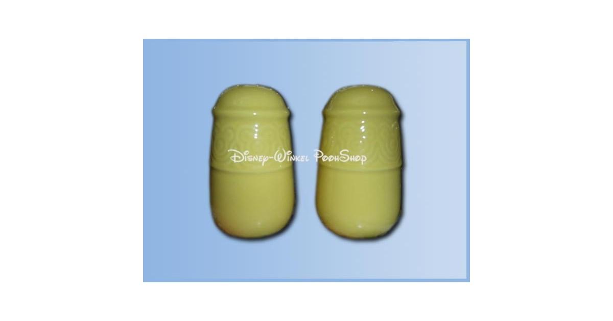 Peper en Zout Stel Geel - Mickey