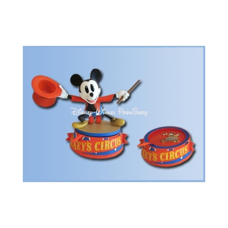 Pin-Box-Beeld - Circus - Mickey