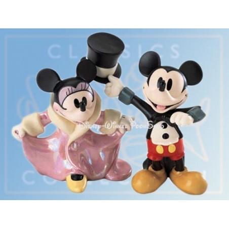 Top Hat and Tails and All Dolled Up - Mickey and Minnie Mouse