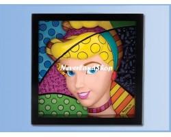 Pop Art Block - Cinderella
