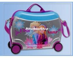 Rolling Suitcase - Frozen - Anna & Elsa