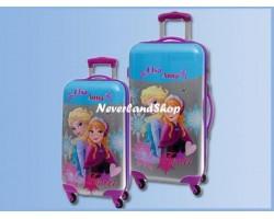 Trolley Groot 67cm - Frozen - Anna & Elsa