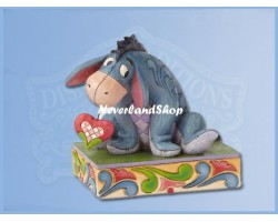 Heart on a String - Winnie the Pooh - Eeyore