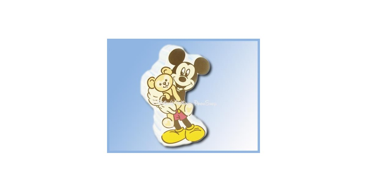 Porselein spaarpot - Mickey