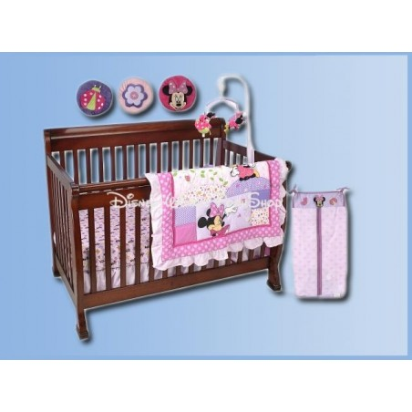 8 dlg bedset - Minnie
