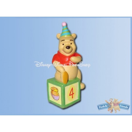 Age 4 - Four Is For Friendship That Never Ends - Pooh