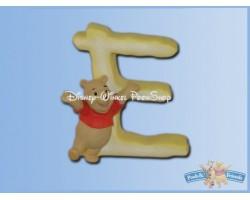 Magnetisch Alfabet Letter E - Pooh