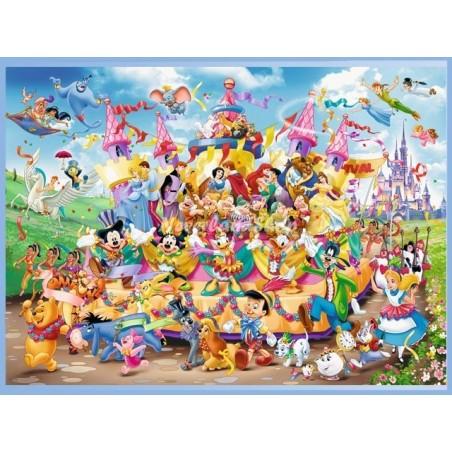 Puzzel 1000 Stuks - Disney Carnival