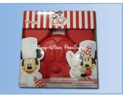 Silecone Bakvorm 27cm - Mickey