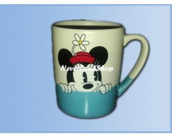 Mok Blauw Wit - Minnie