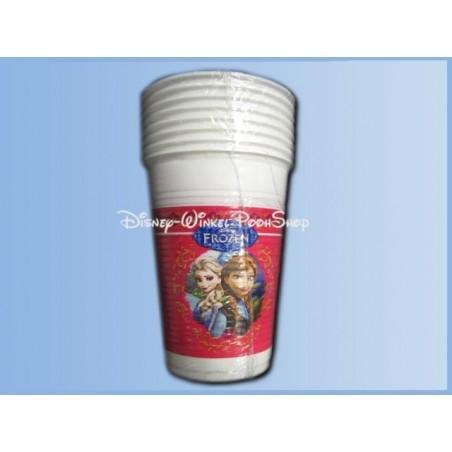 Plastic Bekers - Frozen - Anna & Elsa