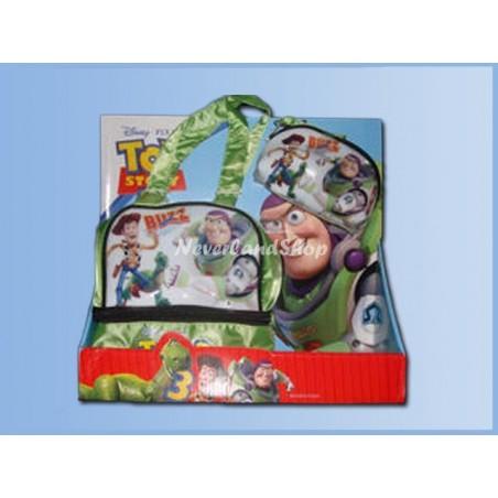 Rugtas en Wekker - Toy Story