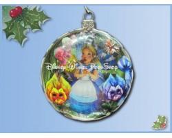 7539 Kerstbal - Alice in Wonderland in Wonderland - Alice in Wonderland