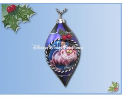 7542 Kerstpegel - Alice in Wonderland in Wonderland - Cheshire Cat
