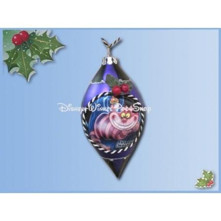 7542 Kerstpegel - Alice in Wonderland in Wonderland - Cheshire Cat