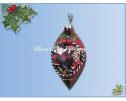 7543 Kerstpegel - Alice in Wonderland in Wonderland - Queen of Hearts