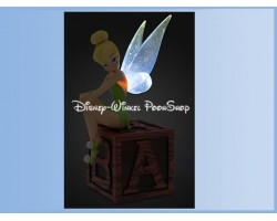 Light-Up Figurine - Tinker Bell