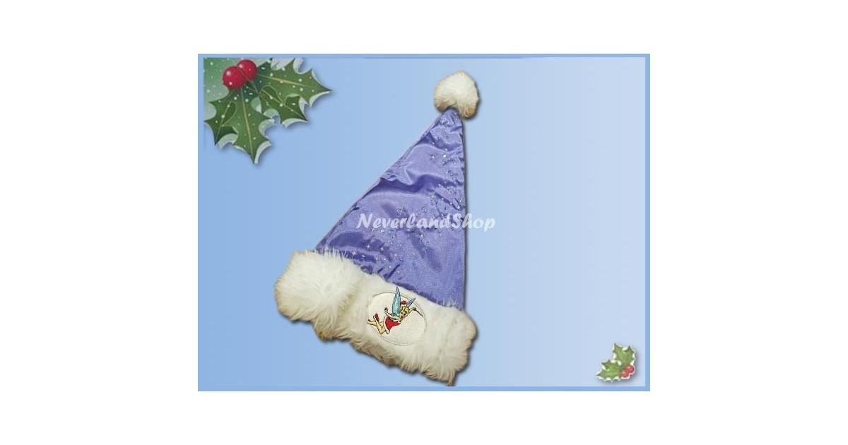 Bonte Kerstmuts Paars voor volwassenen - Tinker Bell