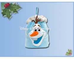 Kerstzak voor Kado's - Frozen - Olaf