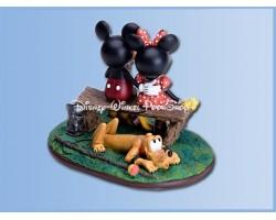 Puppy Love - Mickey, Minnie & Pluto