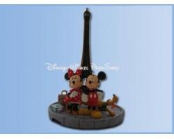 Mid Fig Eiffeltoren - Mickey, Minnie & Pluto