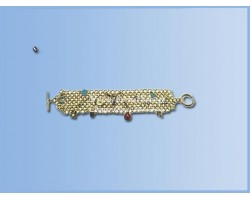 Disney Couture multichain armband -Tinker Bell