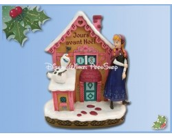 Christmas Countdown - Frozen - Anna & Olaf