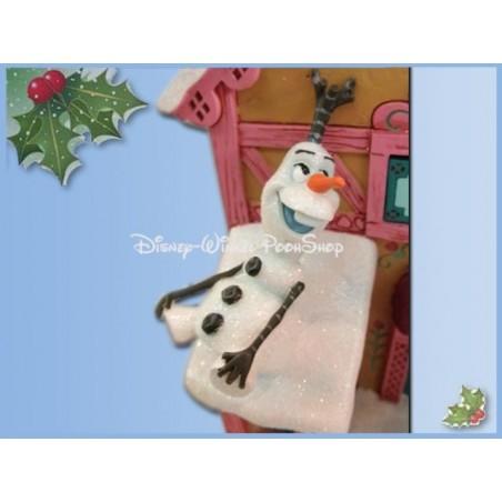 Christmas Countdown - Frozen - Anna & Olaf