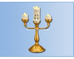 8389 3D Ornament Light-Up - Lumiere