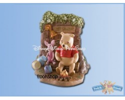 Friends And Family Make Any House A Home - Pooh & Piglet