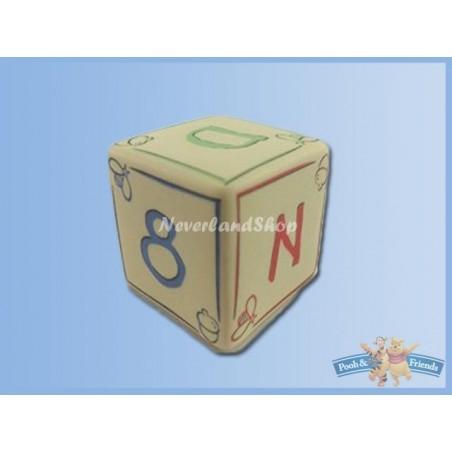 Blok 8 (Met Letters N,D,R,X & Nr 8)